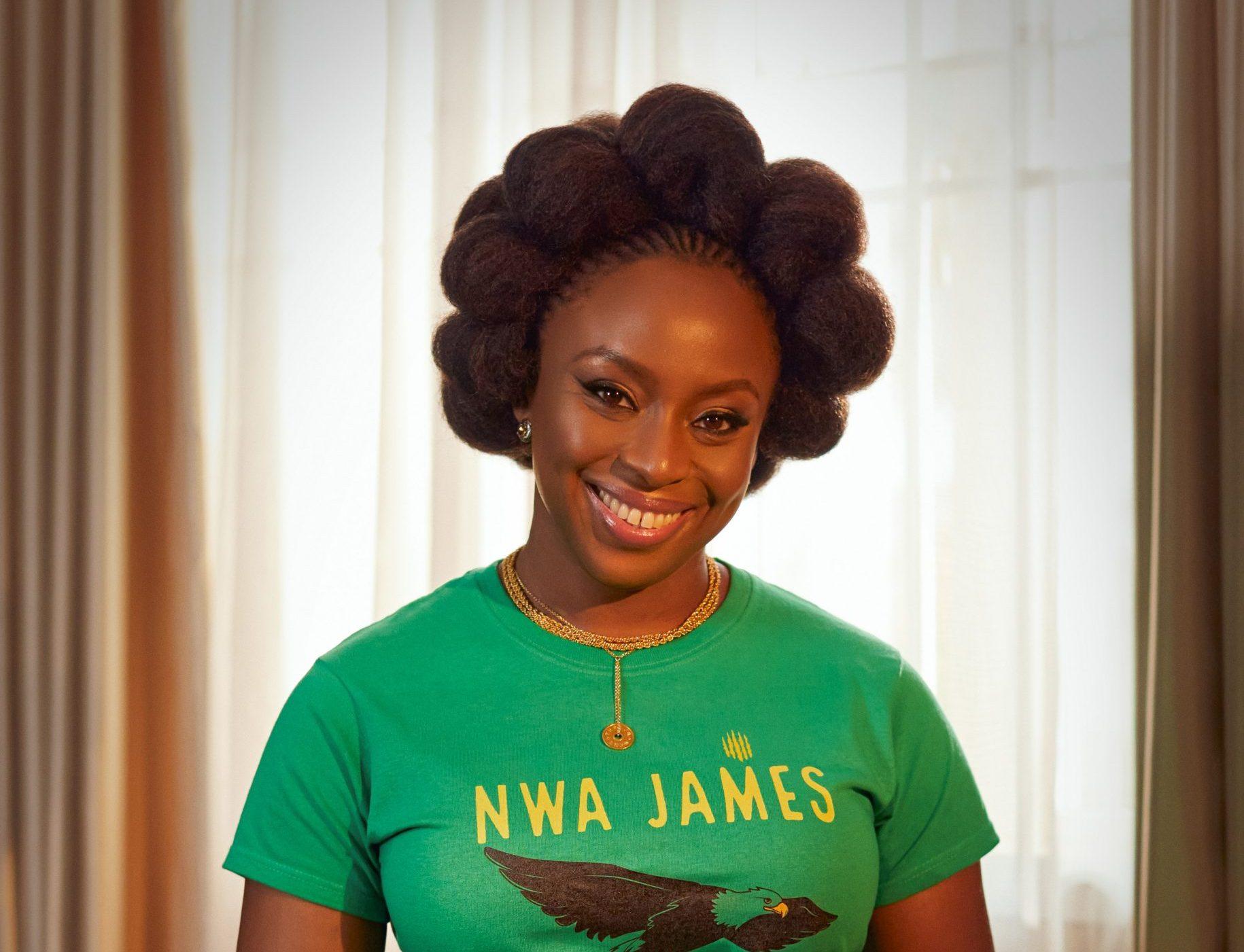 Photo of Chimamanda Ngozi Adichie Women's Prize for Fiction Winner of Winners