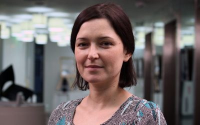 2017 First Chapter Competition winner Georgina Roberts