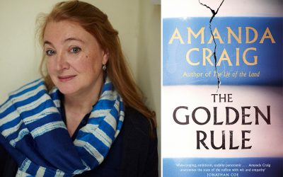 Photo of author Amanda Craig
