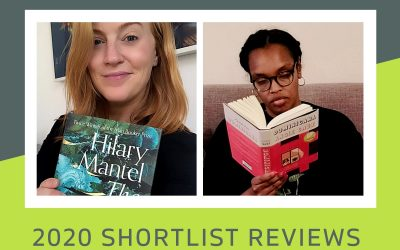 Photo for the celebrity book reviews of the 2020 shortlist