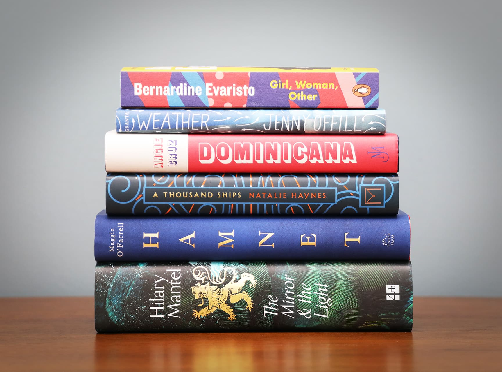 Photo of the Women's Prize 2020 Shortlist for the writing activities article