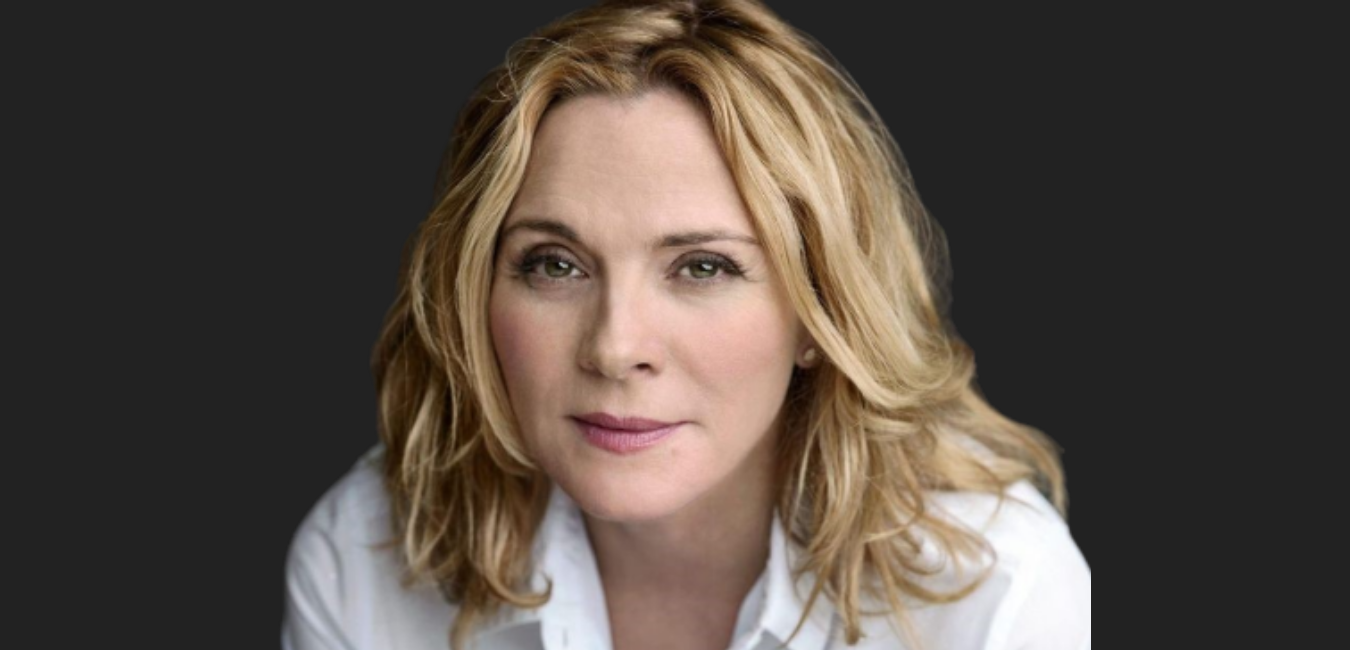Kim Cattrall headshot