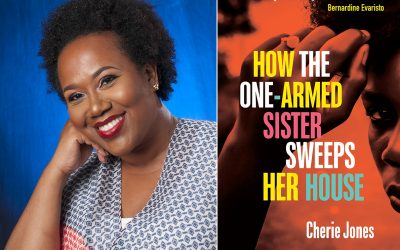 Author Cherie Jones and her novel How The One-Armed Sister Sweeps Her House