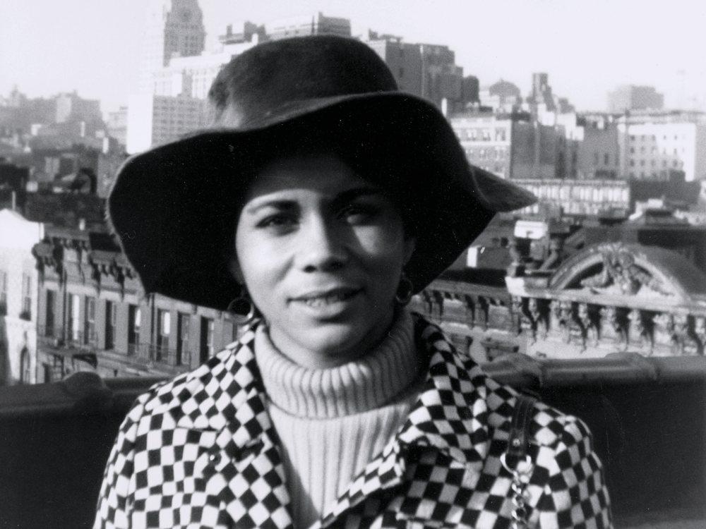 Photo of Kathleen Collins for Arifa Akbar on Kathleen Collins article