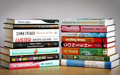 Photo of the Women's Prize for Fiction longlist 2021