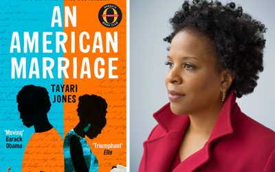Photo of Tayari Jones and An American Marriages